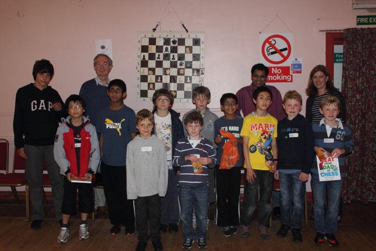 Durham Junior Chess Tournaments